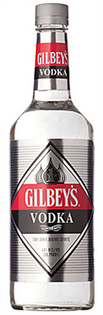 Gilbey's Vodka 750ml - Case of 12